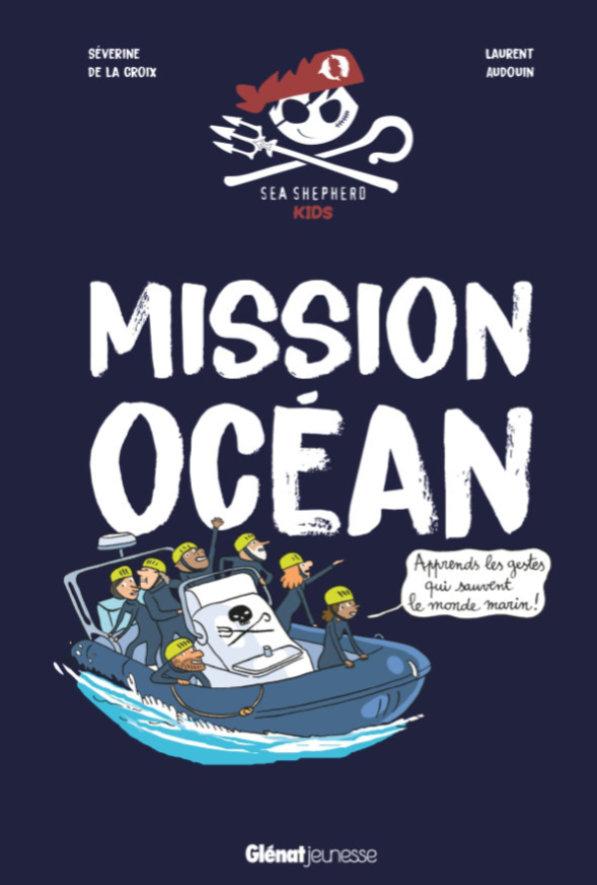 Couverture Mission Océan