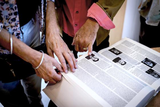 Un mémorial de papier