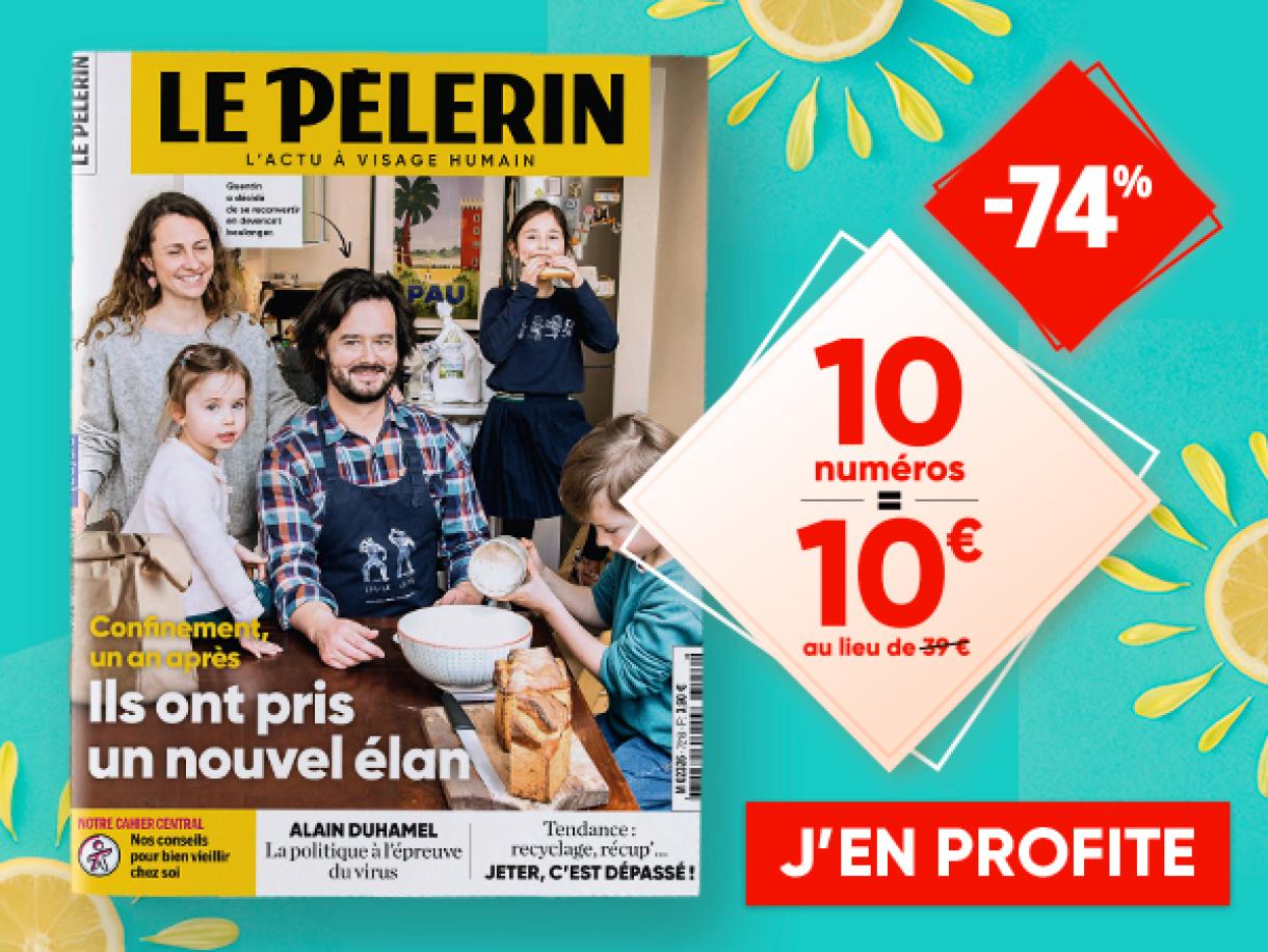 Offre spéciale 10 euros 10 numéros