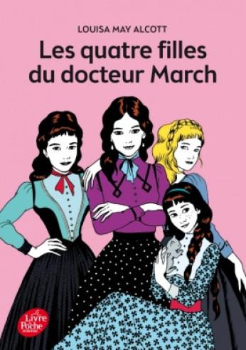 Fiche les quatre filles du docteur March