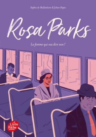 fiche rosa parks