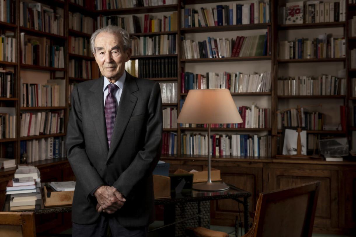 Robert Badinter : « Les droits de l'homme, une force spirituelle »